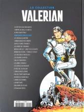 Verso de Valérian - La collection (Hachette) -4- Bienvenue sur Alflolol