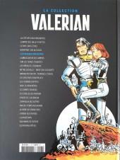 Verso de Valérian - La collection (Hachette) -5- Les Oiseaux du maître