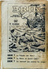 Verso de Akim (1re série) -10- Akim