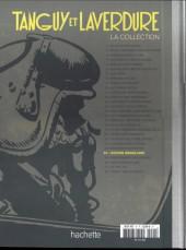 Verso de Tanguy et Laverdure - La Collection (Hachette) -24- Station brouillard