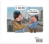 Verso de Alban Dmerlu (Éditions de Beaupré) -HS- Couvre l'événement