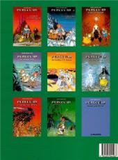 Verso de Percevan -4PBD- Le pays d'Aslor