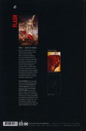 Verso de Flash Rebirth -1- Coups de foudre