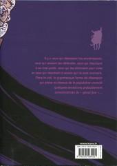 Verso de Dead Dead Demon's DeDeDeDe Destruction -5- Tome 5