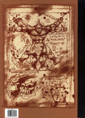 Verso de Lanfeust de Troy -HS4- Encyclopédie anarchique du monde de Troy-3 (le bestiaire)