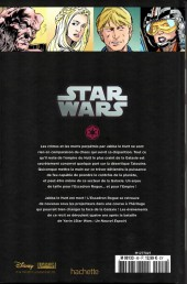 Verso de Star Wars - Légendes - La Collection (Hachette) -4966- X-Wing Rogue Squadron - V. Bataille sur Tatooïne