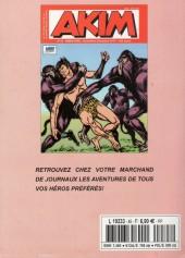 Verso de Capt'ain Swing! (2e série - Mon Journal) -Rec85- Album N°85 (du n°255 au n°257)