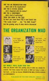 Verso de Mad (divers) - The organization mad