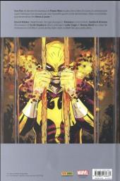 Verso de Power Man & Iron Fist -2- C'est la guerre
