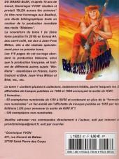 Verso de Capt'ain Swing! (2e série - Mon Journal) -Rec87- Album N°87 (du n°261 au n°263)