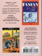 Verso de Capt'ain Swing! (2e série - Mon Journal) -Rec91- Album N°91 (du n°273 au n°275)