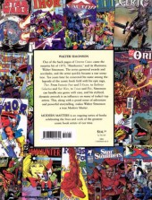 Verso de (DOC) Modern Masters (2003) -8- Walter Simonson