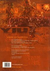 Verso de Yiu Premières missions -1- L'armée des néo-déchets