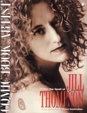 Verso de (DOC) Comic Book Artist -23- The Art Of Mike Mignola / Under The Spell Of Jill Thompson