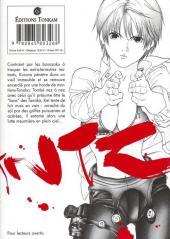 Verso de Gantz -5- Gantz 5