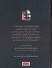 Verso de Paco Les Mains Rouges -2- Les Îles
