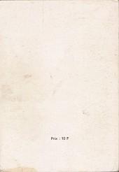 Verso de Strange (Spécial Origines) -Rec01- Album N°1