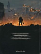 Verso de Mémoires de la guerre civile -2- Tome 2