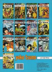 Verso de Yoko Tsuno -10a84- La lumière d'Ixo