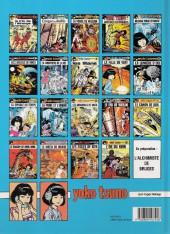 Verso de Yoko Tsuno -11a93- La spirale du temps