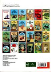 Verso de Tintin (The Adventures of) -20c2012- Tintin in Tibet