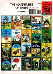 Verso de Tintin (The Adventures of) -11a74- The Secret of the Unicorn