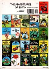 Verso de Tintin (The Adventures of) -13a74- The Seven Crystal Balls
