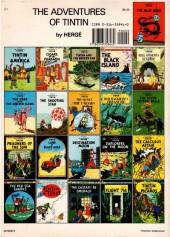 Verso de Tintin (The Adventures of) -17- Explorers on the Moon