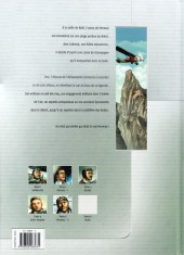 Verso de L'aéropostale - Des pilotes de légende -5- Mermoz - Livre II