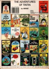 Verso de Tintin (The Adventures of) -17a90- Explorers on the Moon