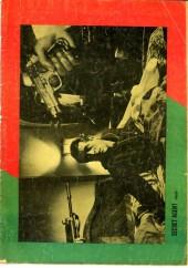 Verso de Secret Agent (Gold Key - 1966) -1- (sans titre)