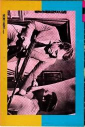 Verso de Secret Agent (Gold Key - 1966) -2- (sans titre)
