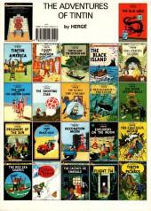 Verso de Tintin (The Adventures of) -13a75- The Seven Crystal Balls