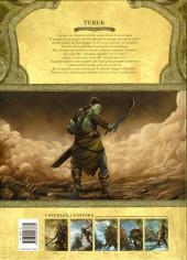 Verso de Orcs & Gobelins -1- Turuk