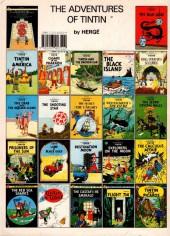 Verso de Tintin (The Adventures of) -22b76- Flight 714