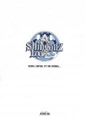 Verso de Valérian par... -2TL- ShingouzLooz Inc.