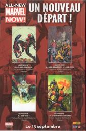 Verso de Spider-Man Hors Série (Panini Comics, 3e série) -2- La Conspiration des clones: le rôdeur