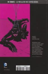 Verso de DC Comics - Le Meilleur des Super-Héros -52- Catwoman- Dans les bas-fonds