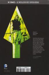 Verso de DC Comics - Le Meilleur des Super-Héros -53- Green Arrow - Année un