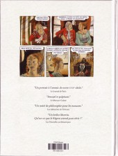 Verso de Voltaire amoureux -1- Tome 1