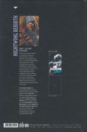 Verso de Nightwing Rebirth -1- Plus fort que Batman