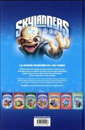 Verso de Skylanders -7- Superchargers 2e partie