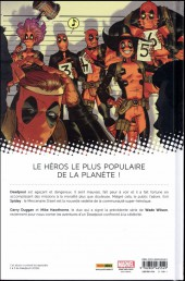 Verso de All-New Deadpool (Marvel Now!) -1- Le Millionnaire disert