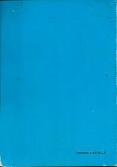 Verso de Félix le Chat (2e Série - Editions du Château) -Rec01- Album N°1 (N°1 et N°2)