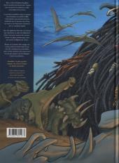 Verso de Aquablue -INT3- Le totem des Cynos - Édition Intégrale