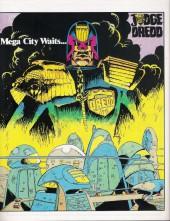 Verso de Best of 2000AD Monthly (The) (1985) -47- Judge Dredd