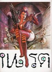 Verso de 2000 AD (1977) - Special Sci-Fi 1989