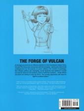 Verso de Yoko Tsuno (en anglais, chez Cinebook) -9- The Forge of Vulcan