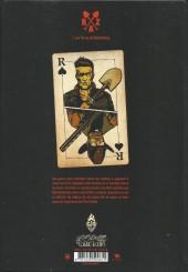 Verso de Rockabilly Zombie Apocalypse -1- Les terres de malédiction