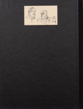 Verso de Blake et Mortimer (Les Aventures de) -16TL- Les Sarcophages du 6e continent - Tome 1